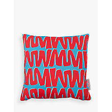 Buy Sunny Todd Prints Zigzags Cushion Online at johnlewis.com