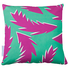 Buy Sunny Todd Prints Feathers Cushion Online at johnlewis.com