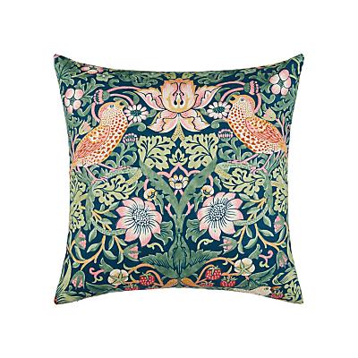 Morris & Co Strawberry Thief Cushion