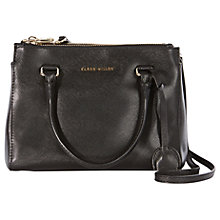 Buy Karen Millen Medium Saffiano Handbag Online at johnlewis.com