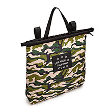 Buy Miss Selfridge Camo Multi Shopper Bag, Multi Online at johnlewis.com