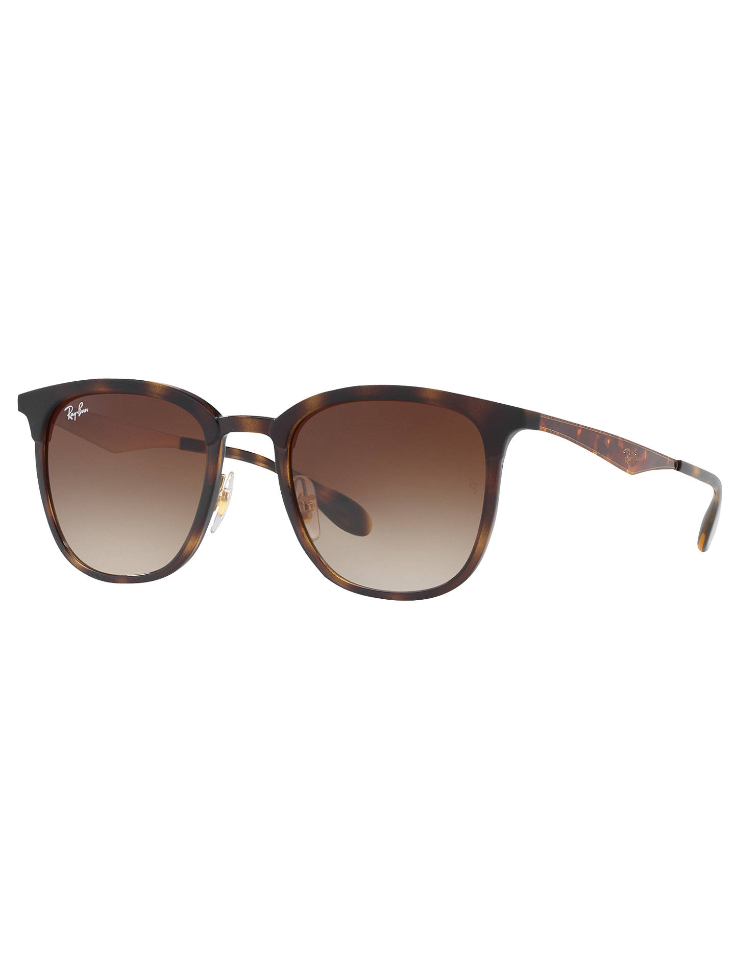 79b5cfd4f2a2 Ray-Ban RB4278 Square Sunglasses at John Lewis   Partners