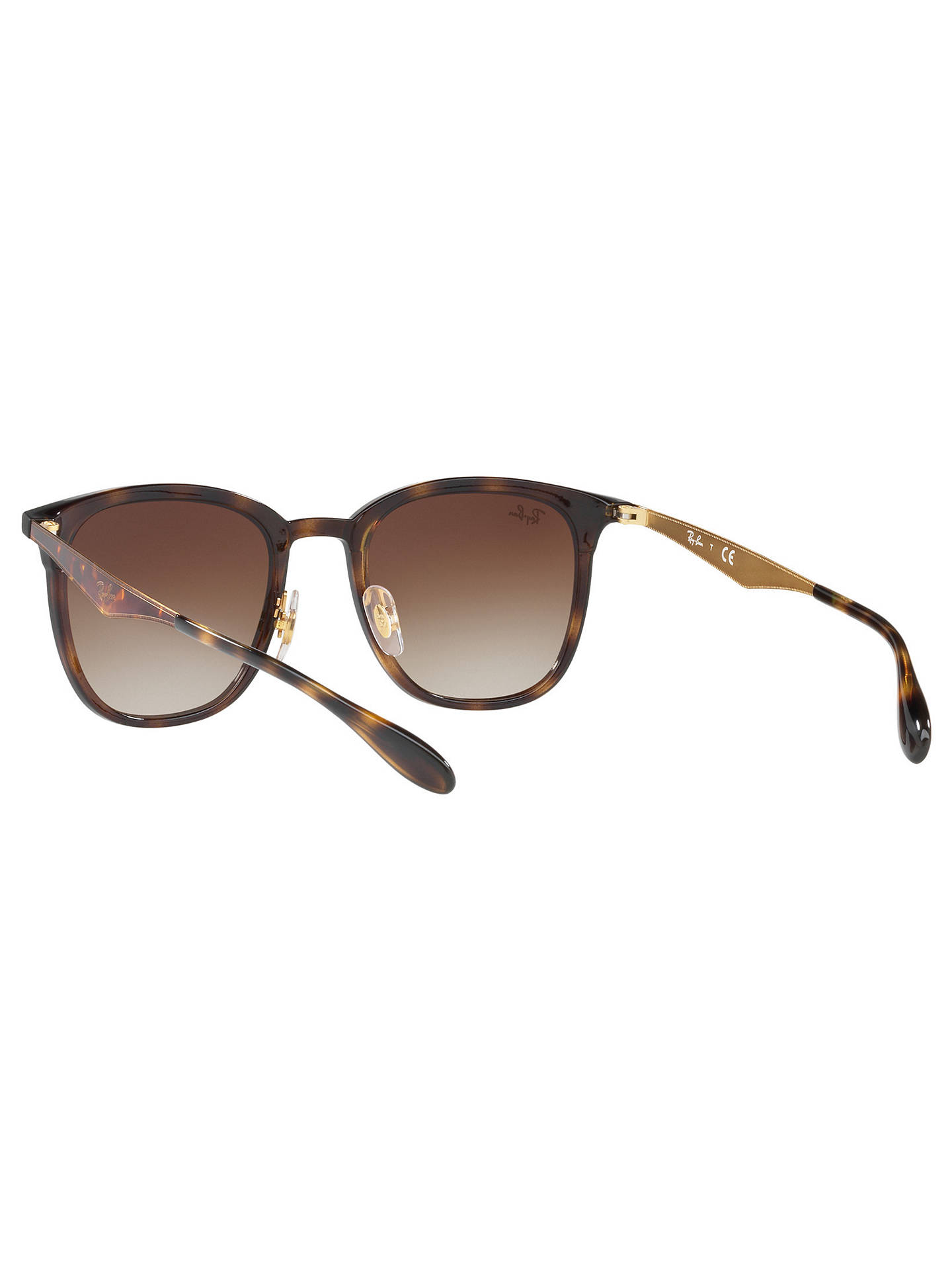 ff202809250 Ray-Ban RB4278 Square Sunglasses at John Lewis   Partners
