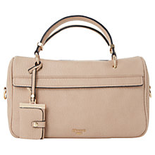 Buy Dune Dassh Small Sporty Holdall Shoulder Bag, Taupe Online at johnlewis.com