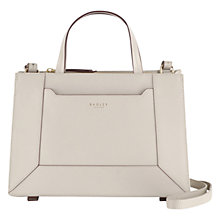 Buy Radley Hardwick Medium Leather Grab Bag, Neutral Online at johnlewis.com