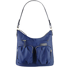 Buy Radley Primrose Street Hobo Bag, Navy Online at johnlewis.com