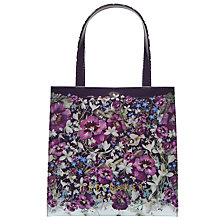 Buy Ted Baker Mascon Enchanted Entanglement Small Shopper Bag, Multi Online at johnlewis.com