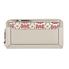 Buy Radley Hardwick Leather Matinee Purse, Natural Online at johnlewis.com