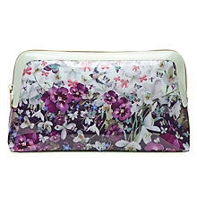 Buy Ted Baker Everie Entangled Enchantment Wash Bag, Multi Online at johnlewis.com