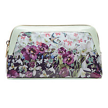 Buy Ted Baker Eiliana Entangled Enchantment Make-Up Bag, Multi Online at johnlewis.com