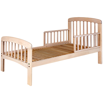 John Lewis Anna Junior and Toddler Bed, White Wash