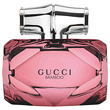 Buy Gucci Bamboo Limited Edition Eau de Parfum, 50ml Online at johnlewis.com