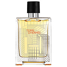 Buy HERMÈS Terre d'Hermès Eau de Toilette Limited Edition, 100ml Online at johnlewis.com