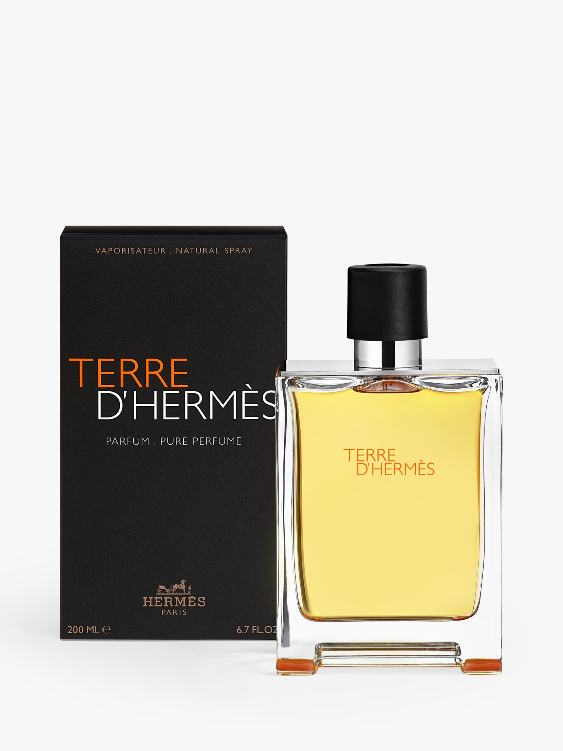 Hermes HERMÈS Terre d'Hermès Pure Perfume, 200ml