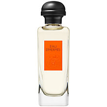Buy HERMÈS Eau d'Hermès Eau de Toilette, 100ml Online at johnlewis.com