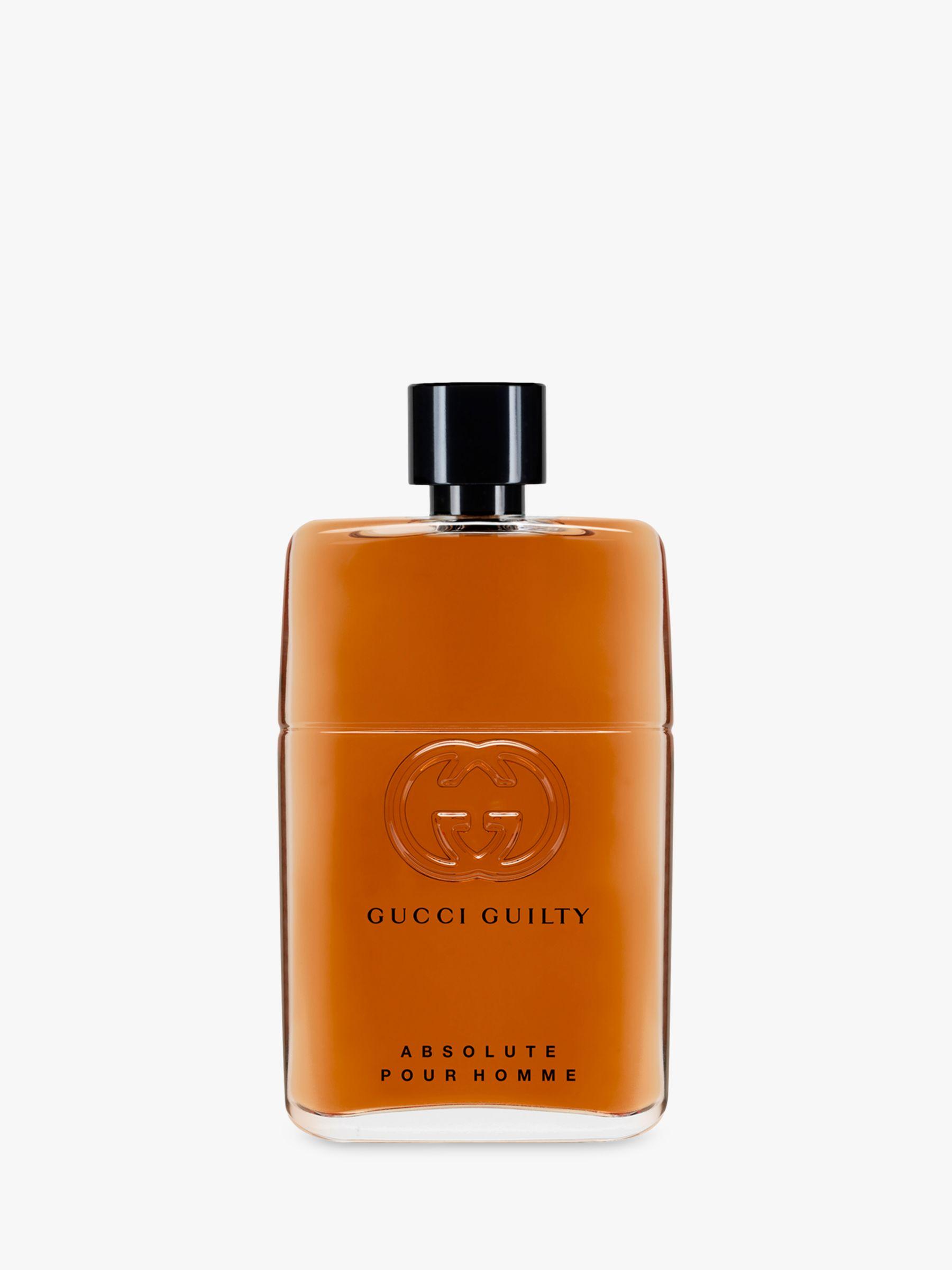 d6aad7be2 Gucci Guilty Absolute Eau de Parfum for Him at John Lewis & Partners
