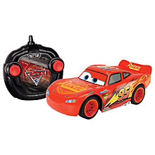 Buy Disney Cars Lightning McQueen Remote Control Toy Online at johnlewis.com