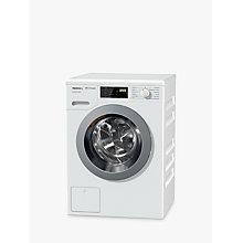 Buy Miele WDD020 Freestanding Eco Washing Machine, 8kg Load, A+++ Energy Rating, 1400rpm Spin, White Online at johnlewis.com