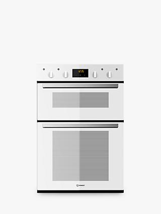 Indesit IDD6340 Built-In Electric Double Oven