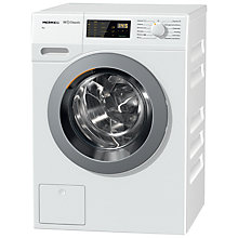 Buy Miele WDB030 Freestanding Eco Washing Machine, 7kg Load, A+++ Energy Rating, 1400rpm Spin, White Online at johnlewis.com
