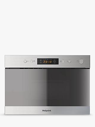 ad66ca0b28a Hotpoint MN314IXH Built-in Microwave with Grill