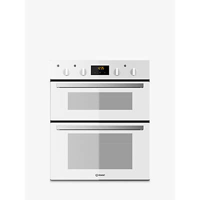 Image of Indesit IDU6340WH Built In Double Oven, White