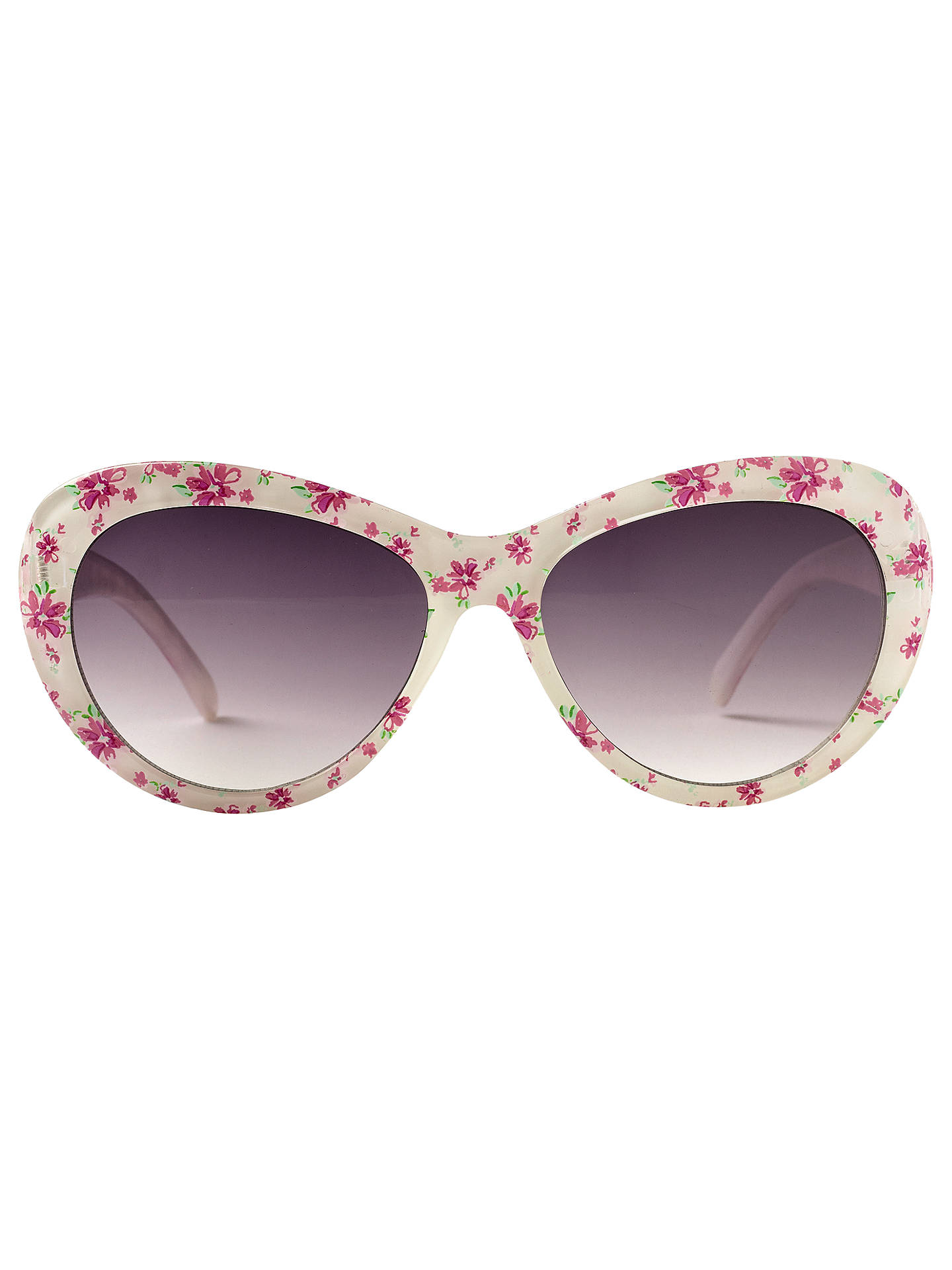 a8ffb7248a Buy Fat Face Children s Floral Print Sunglasses