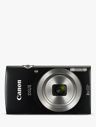 Compare Canon Ixus 185 Digital Camera Hd 720p 20 0mp 8x Optical Zoom