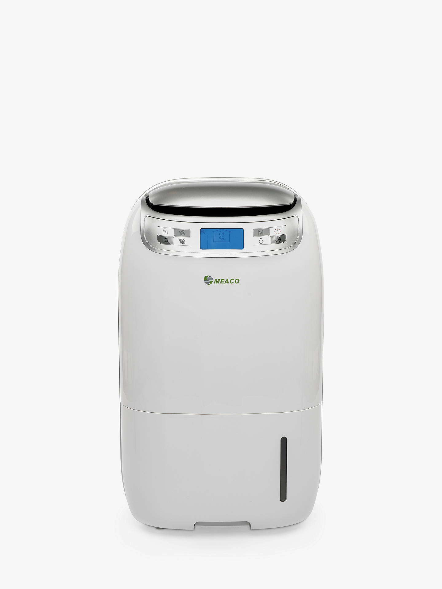 meaco 25l low energy dehumidifier at john lewis partners. Black Bedroom Furniture Sets. Home Design Ideas