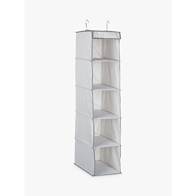 House by John Lewis Mix It Hanging Shoe Shelves