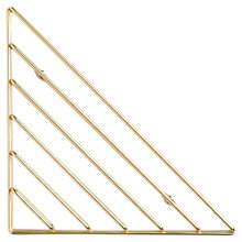 Buy Umbra Strum Organiser, Brass Online at johnlewis.com