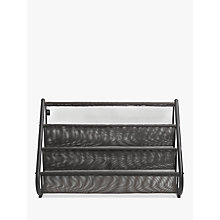 Buy Umbra Slant Shoe Rack, Grey Online at johnlewis.com