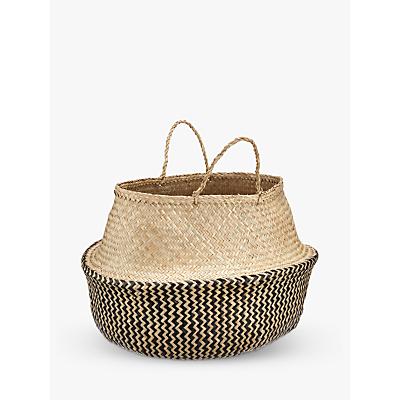 John Lewis Dakara Seagrass Basket