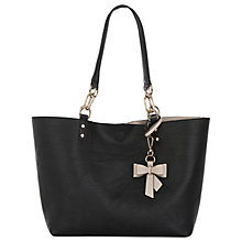 Buy Oasis Reversible Bow Shopper Bag Online at johnlewis.com