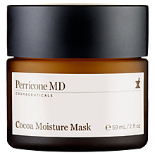 Buy Perricone MD Cocoa Moisture Mask, 59ml Online at johnlewis.com