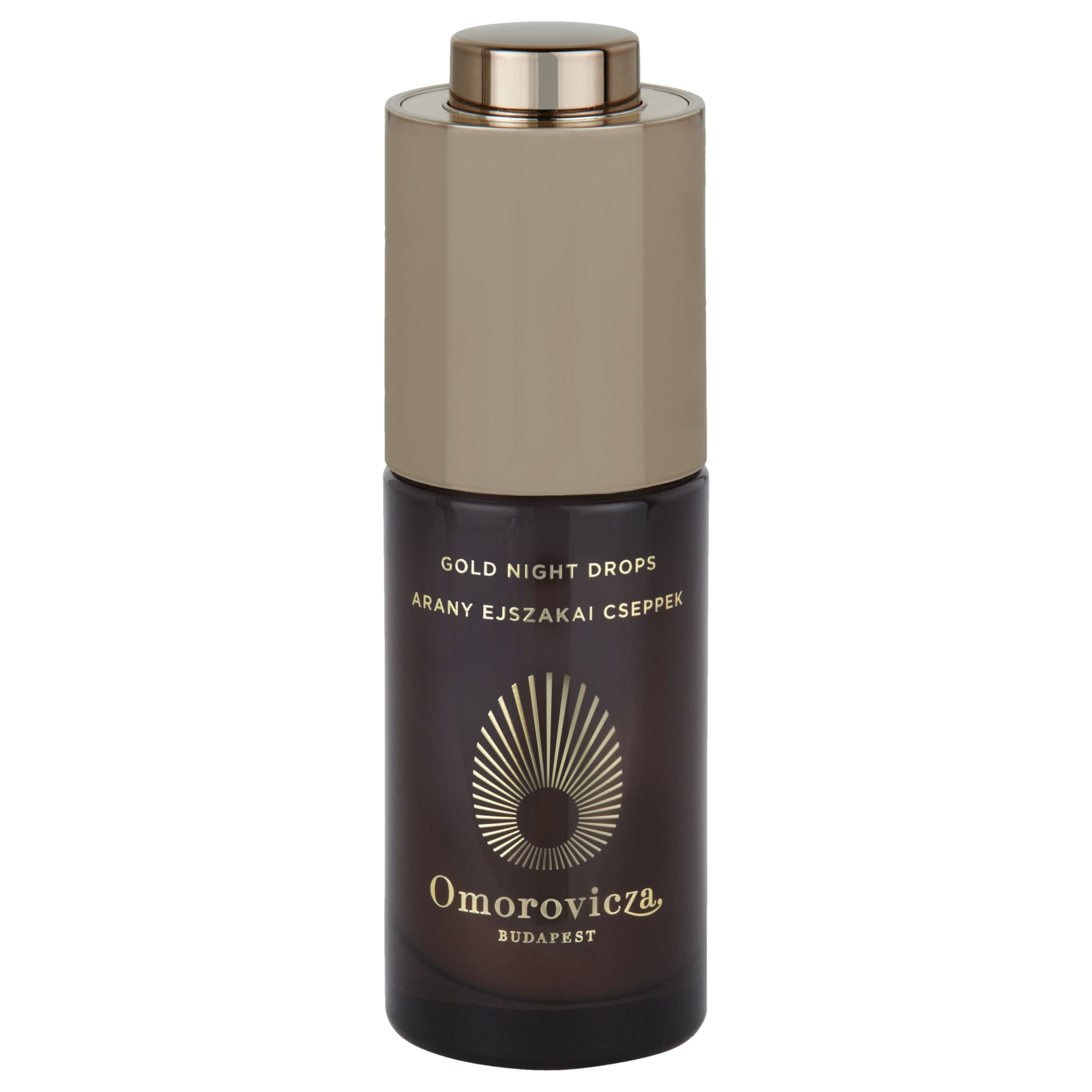 on sale 97f3e bfe0a Omorovicza Gold Night Drops, 30ml at John Lewis  Partners