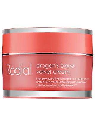 Rodial Dragon's Blood Velvet Cream, 50ml