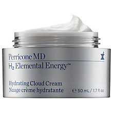 Buy Perricone MD H2 Elemental Energy Hydrating Cream, 50ml Online at johnlewis.com