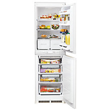 Buy Indesit INC325FF Integrated Fridge Freezer A+ Energy Rating, 54cm Wide, White Online at johnlewis.com