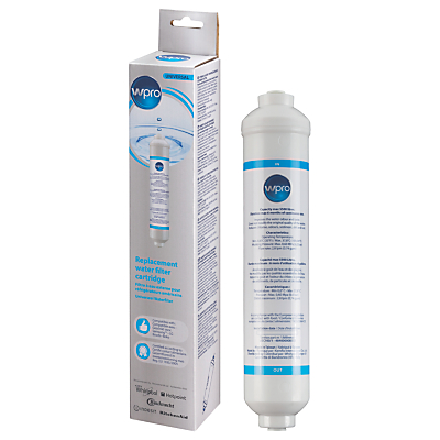 Wpro C00379992 Exteral Universal Water Filter