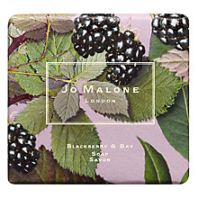 Buy Jo Malone London Limited Edition Michael Angove Blackberry & Bay Soap, 100g Online at johnlewis.com