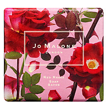 Buy Jo Malone London Limited Edition Michael Angove Red Roses Soap, 100g Online at johnlewis.com