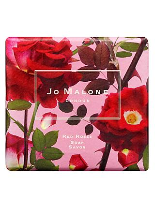 Jo Malone London Limited Edition Michael Angove Red Roses Soap, 100g
