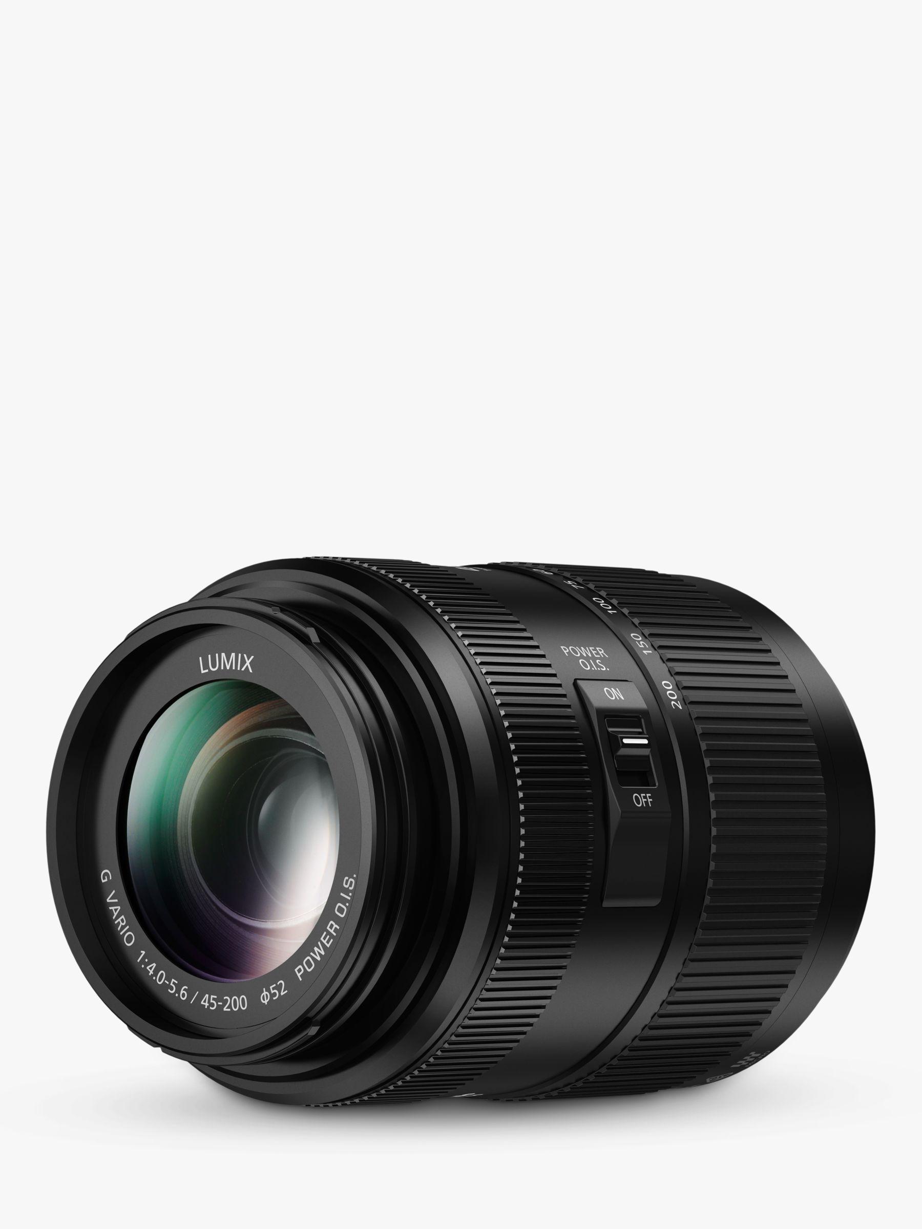 Panasonic LUMIX Lens