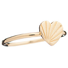 Buy Rachel Jackson London Heart Ring Online at johnlewis.com