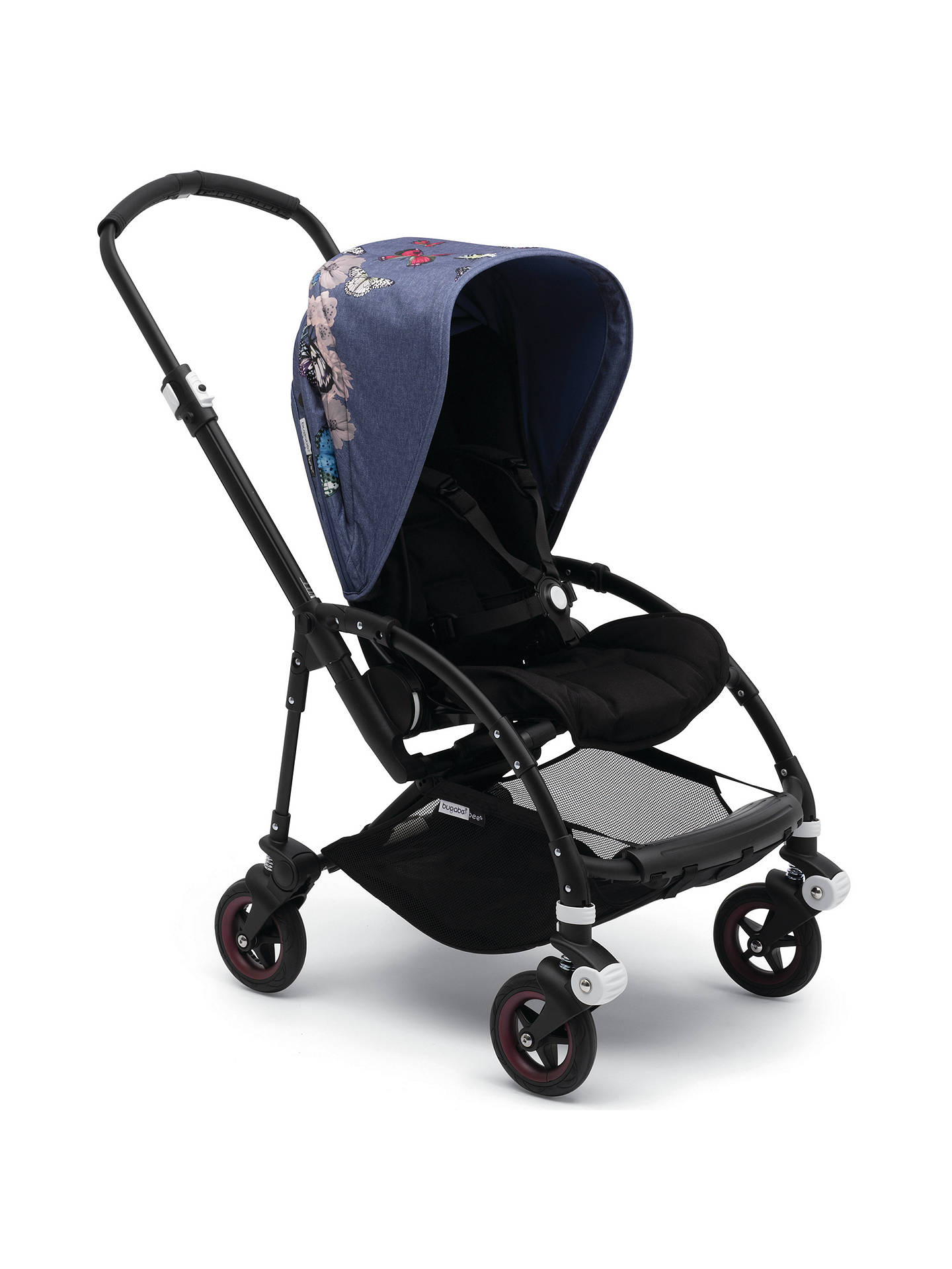 BuyBugaboo Bee 5 Pushchair Sun Canopy, Botanic Online at johnlewis.com