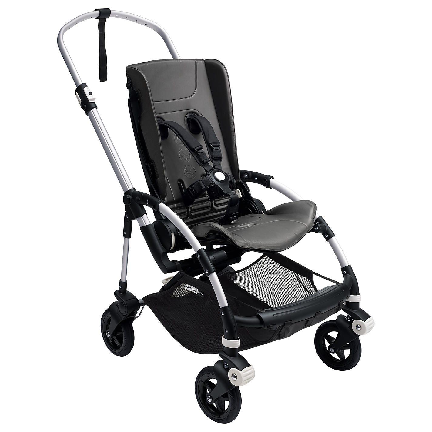 White apron john lewis - Buy Bugaboo Bee 5 Pushchair Chassis And Seat Aluminium Online At Johnlewis Com