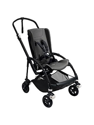 Bugaboo Bee 5 Pushchair Chassis and Seat, Black