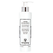 Buy Sisley Restorative Body Cream, 200ml Online at johnlewis.com