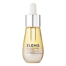 Buy Elemis Pro-Definition Facial Oil, 15ml Online at johnlewis.com